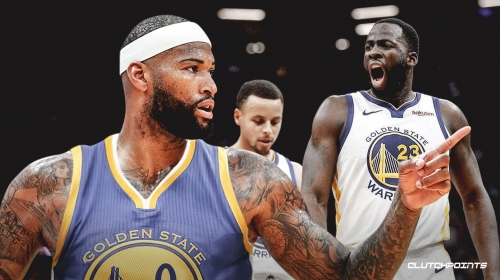 Warriors' players learned about DeMarcus Cousins' return on Monday