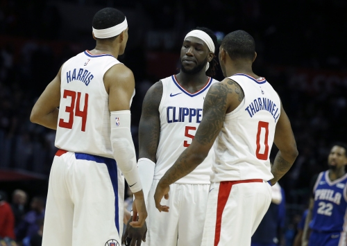 Clippers hope vocabulary lessons help them improve their defense