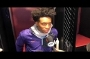 Collin Sexton pays off College Football National Championship bet with Jaron Blossomgame