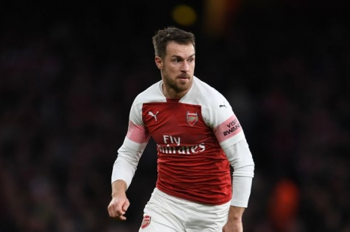 Arsenal midfielder Aaron Ramsey's future takes new twist as Barcelona revive interest in £50m Chelsea star