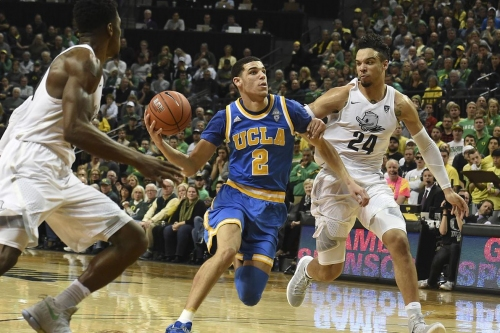 Talkin' Tall Firs: UCLA and USC Coming up to Eugene