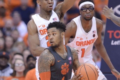 #FakeNunes preview: Syracuse Orange vs. Clemson Tigers
