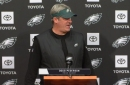 Doug Pederson talks Carson Wentz's progress, Eagles injury updates, Saints matchup, more