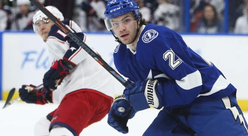 Brayden Point 'not living and dying' by all-star vote