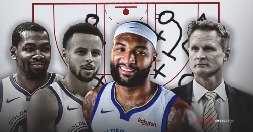 5 changes to expect from the Warriors once DeMarcus Cousins returns