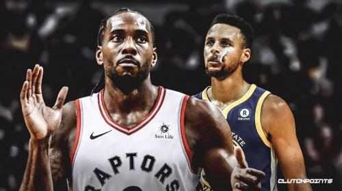 NBA insiders believe Toronto poses biggest threat to Warriors