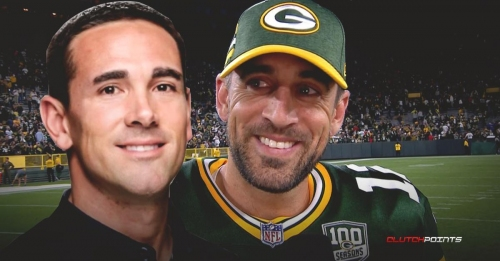 Matt LaFleur, Aaron Rodgers equally excited to work together with Packers