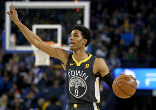 Ex-Warriors' Patrick McCaw agrees to one-year deal with Toronto Raptors