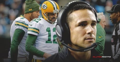 Matt LaFleur calls coaching Green Bay Packers 'a dream come true'