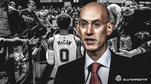 REPORT: NBA plans to speak to Patrick McCaw's representatives on Thursday
