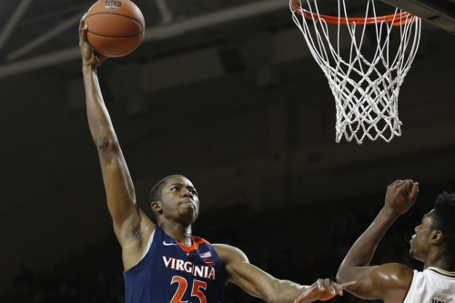 No. 4 Virginia improves to 14-0 with a dominant 83-56 win at Boston College