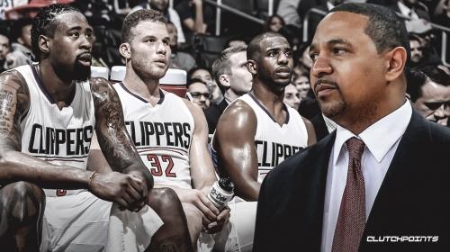 Mark Jackson wants Clippers to retire jerseys of Chris Paul, Blake Griffin, DeAndre Jordan