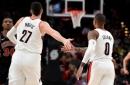 Recap: Blazers Stay Hot, Roll Over Bulls 124-112