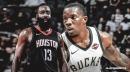 Bucks' Eric Bledsoe went beyond coach's plan in guarding James Harden
