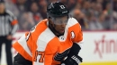 Should the Maple Leafs add the weight of Wayne Simmonds?