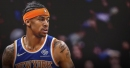 Knicks' Trey Burke not thinking about potential trade with deadline approaching
