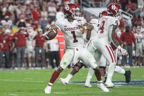 OU football: Twitter reacts to report of Kyler Murray going to NFL