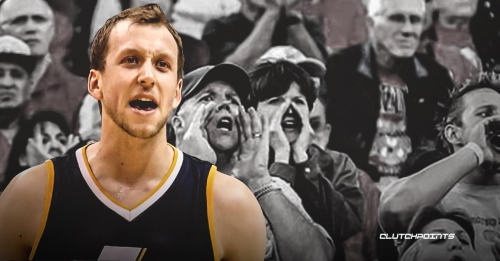 Joe Ingles upset with fans for booing poor play early vs. Magic
