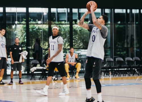 Michael Beasley Praises Kyle Kuzma: 'If I'm A Great Scorer, Kuz Is Scary'