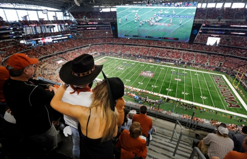 Way-too-early ranking roundup: Where do major publications have Oklahoma, Texas and Texas A&M ranked heading into 2019?