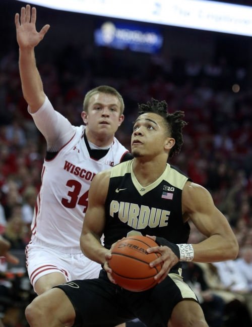 Scouting Purdue men's basketball at Wisconsin
