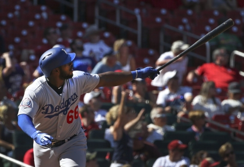 BenFred: From Cardinal-crusher Puig, to Miller-thumping Grandal, former Dodgers could make mark on NL Central
