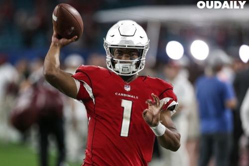 OU football: Arizona Cardinals quarterback Kyler Murray?