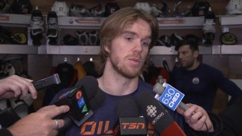 Oilers frustrated, but only 3 points out of playoff spot