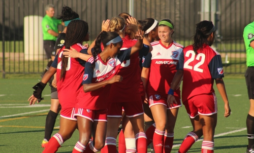 FC Dallas duo selected in the 2019 NWSL College Draft
