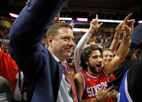 Texas Tech's Chris Beard may be attracting plenty of attention, but here's why he seems set to stay in Lubbock