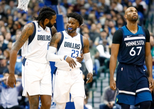 Why it's best for the Mavericks to hold on to Wesley Matthews, DeAndre Jordan rather than trade them