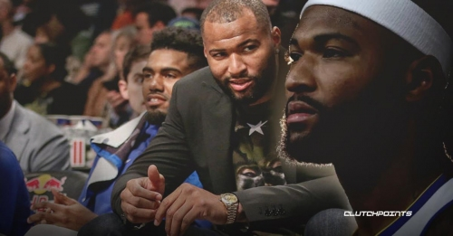 Warriors center DeMarcus Cousins says coming to decision on return date was 'a battle'