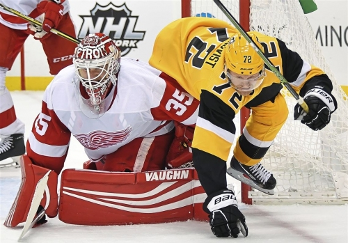 Patric Hornqvist sidelined with another concussion