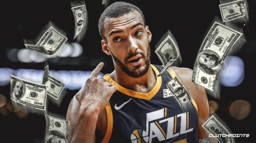 Jazz center Rudy Gobert gets a $1 million bonus if he makes the All-Star team this season
