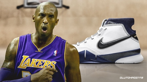 Nike creates shoe honoring Kobe Bryant's 81-point game with Lakers