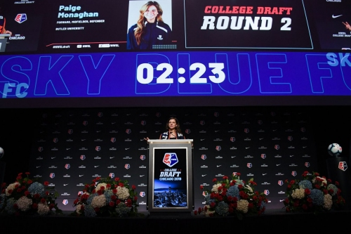 Sky Blue FC's 2019 draft overshadowed by reluctant first-round picks