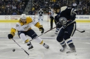 Nashville Predators 3, Columbus Blue Jackets 4 (OT): Preds Tie Columbus Late But Only Take a Point in OT