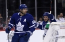 John Tavares notches 300th career goal in Leafs' win over Devils
