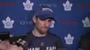 Tavares says 300th goal is more satisfying with win