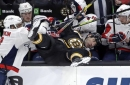 Backstrom helps Caps win 14th straight over Bruins, 4-2