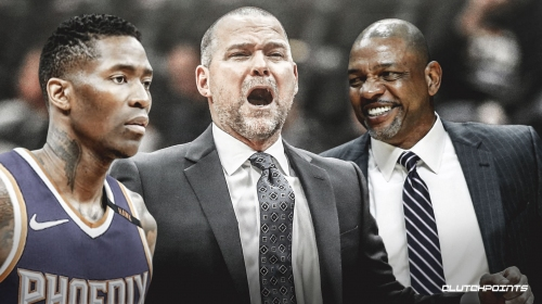 Mike Malone and Doc Rivers are Jamal Crawford's top contenders for NBA Coach of the Year award