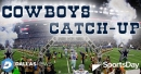 DeMarcus Lawrence talks about his approach for Saturday, Scott Linehan endorsesKris Richard, plus more -- Your Cowboys Catch-Up