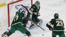 Jets late push not enough as Zucker, Wild hold on for late victory