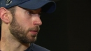 Talbot explains how Oilers shake off bad breaks and move forward