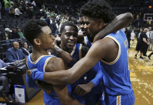 UCLA stages wild comeback, stuns Oregon in overtime