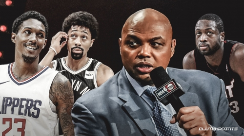 Charles Barkley says that the Nets, Clippers, and Heat are the 'hardest working teams' in the league