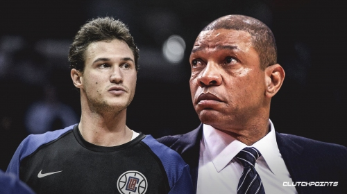 Doc Rivers says Danilo Gallinari is the 'most emotionless guy I've ever coached'