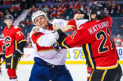 Preview: Calgary Flames vs Florida Panthers 1/11/19 (46/82): Flames Looking For 4th Win In A Row