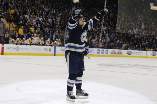 Game Recap #43: Torts gets his 600th Win as Blue Jackets Down Predators in Overtime Behind Two Panarin PP Goals
