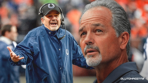 Chicago Bears interested in Chuck Pagano for defensive coordinator
